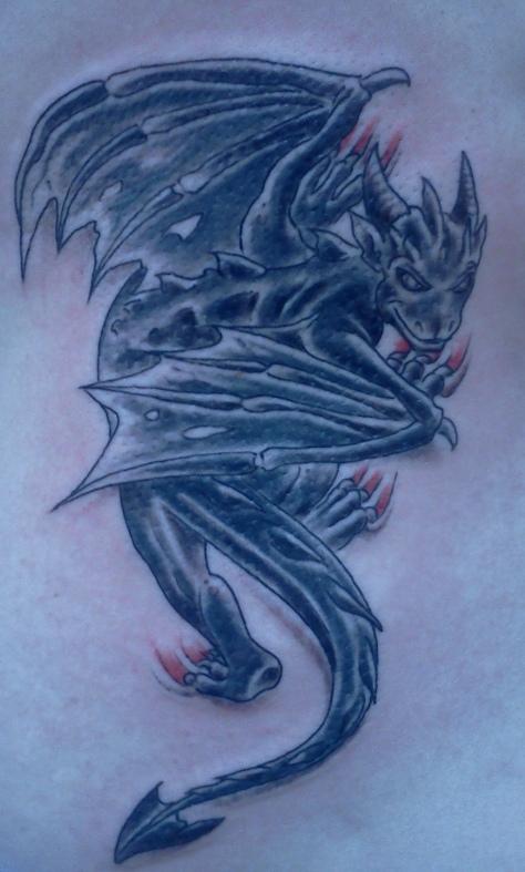 Gargoyle Tattoo